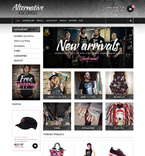 Fashion ZenCart  Template 49472