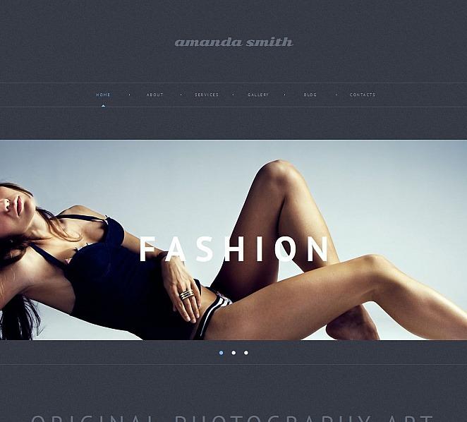 Template Galleria di Foto  #49477 per Un Sito di Fotografi Portfolio New Screenshots BIG