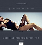 Art & Photography Photo Gallery  Template 49477