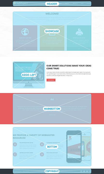 Joomla Theme/Template 49485 Main Page Screenshot