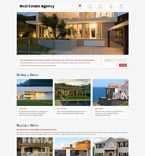 Real Estate Joomla  Template 49487