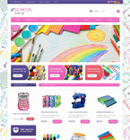 osCommerce  Template 49492