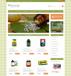 Medical osCommerce  Template 49493