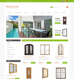 Furniture osCommerce  Template 49495