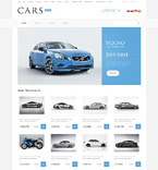 Cars osCommerce  Template 49496