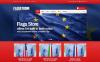 Адаптивный WooCommerce шаблон №49412 на тему политика New Screenshots BIG