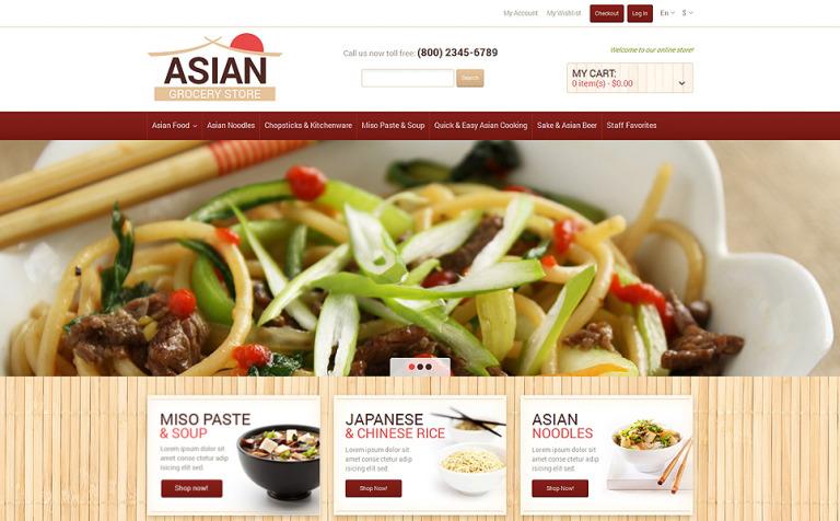7 Restaurant Magento Themes & Templates