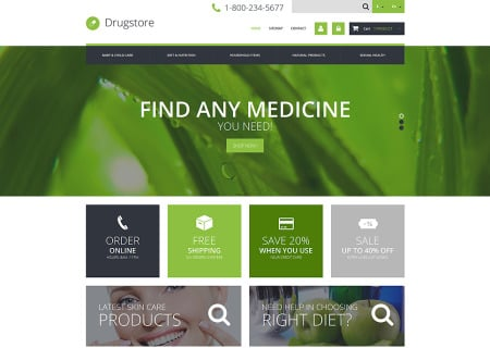 Medical Ecommerce Business