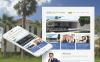 Modèle Moto CMS HTML  pour site d'agence immobilière New Screenshots BIG