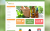 """Pharmacie"" thème OpenCart adaptatif New Screenshots BIG"