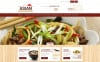 Responsive Magento Thema over Japans restaurant  New Screenshots BIG