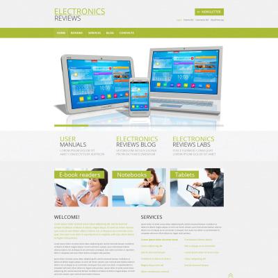 Plantillas WordPress para Sitios de Electrónica