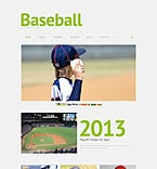 Sport WordPress Template 49511
