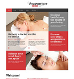 Beauty Website  Template 49515