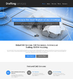 Architecture Website  Template 49516