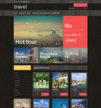 Travel Shopify Template 49519
