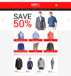 Fashion Magento Template 49521
