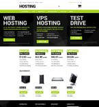 Web Hosting Magento Template 49522