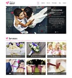 Wedding Drupal  Template 49525
