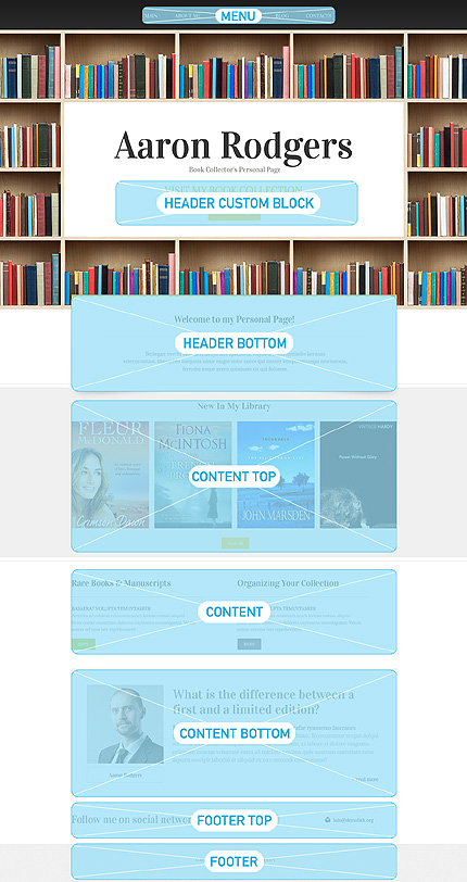 drupal 7 view template - books drupal template 49526