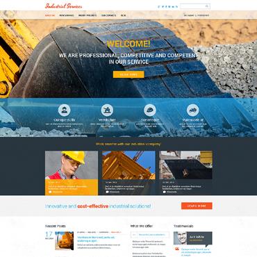 Купить  пофессиональные Drupal шаблоны. Купить шаблон #49527 и создать сайт.