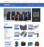 Travel VirtueMart  Template 49577