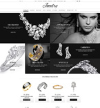 Jewelry OpenCart  Template 49583