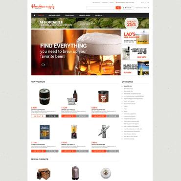 Купить  пофессиональные Magento темы. Купить шаблон #49584 и создать сайт.