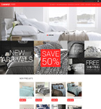 Furniture Magento Template 49586