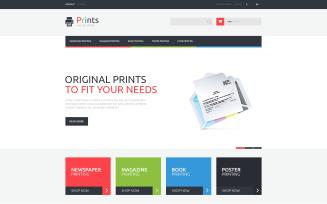 Print Store PrestaShop Theme