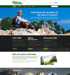 Sport Website  Template 49596