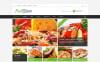 Адаптивний OpenCart шаблон на тему продуктовий магазин New Screenshots BIG