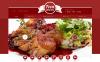 Адаптивний Шаблон сайту на тему громадське харчування New Screenshots BIG