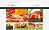 Адаптивный OpenCart шаблон №49581 на тему продуктовый магазин New Screenshots BIG