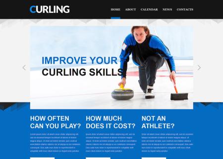 Curling Responsive