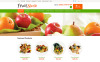 """Fruit Gifts Store"" Responsive OpenCart Template New Screenshots BIG"