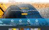 Mélyépítés  Drupal sablon New Screenshots BIG