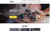 """Pizza House Multipage HTML"" Responsive Website template"
