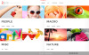Szablon Strona Www #49502 na temat: studio fotografii New Screenshots BIG