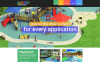 Template Siti Web Responsive #49597 per Un Sito di Parco Divertimento New Screenshots BIG