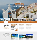 Travel Moto CMS HTML  Template 49606