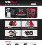 Sport WooCommerce Template 49633