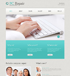 Computers WordPress Template 49644