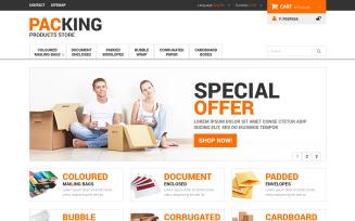 Excellent Packing Services PrestaShop Theme