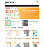 Books PrestaShop Template 49655