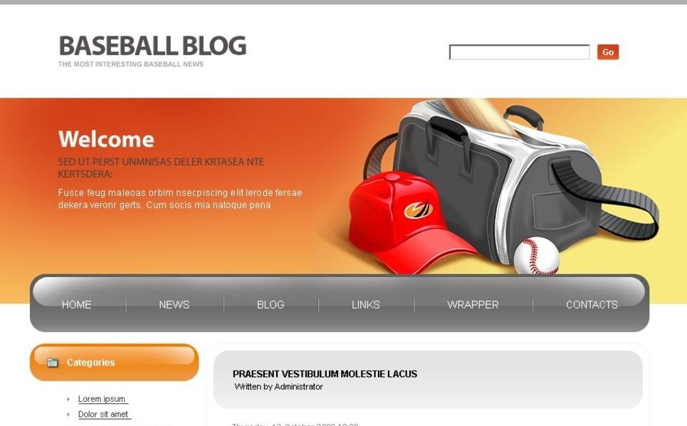 关于篮球网站PSD模板 New Screenshots BIG