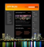 Society and Culture PSD  Template 49698