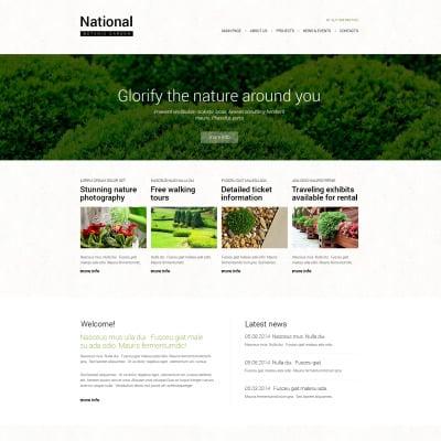 Garden design website templates for Garden design websites