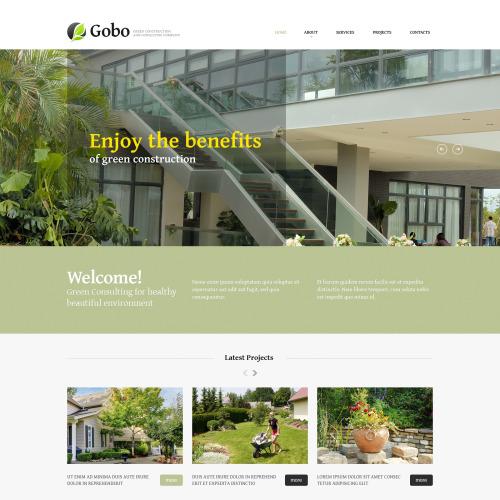Gobo - Website Template based on Bootstrap