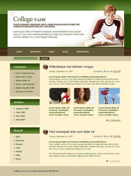 PSD макет сайта №49701